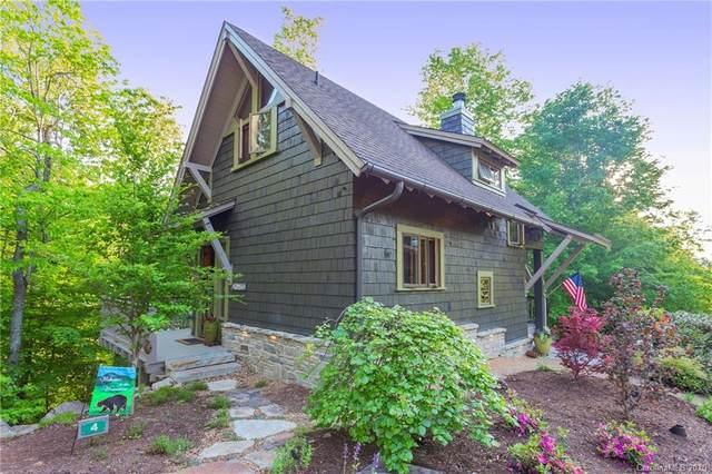 4 Whitman Lane, Black Mountain, NC 28711 (#3608995) :: MartinGroup Properties