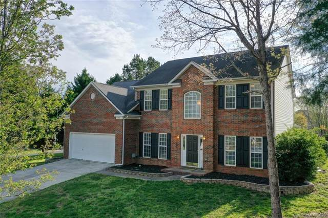 6202 Greengate Lane #8, Waxhaw, NC 28173 (#3609005) :: Stephen Cooley Real Estate Group