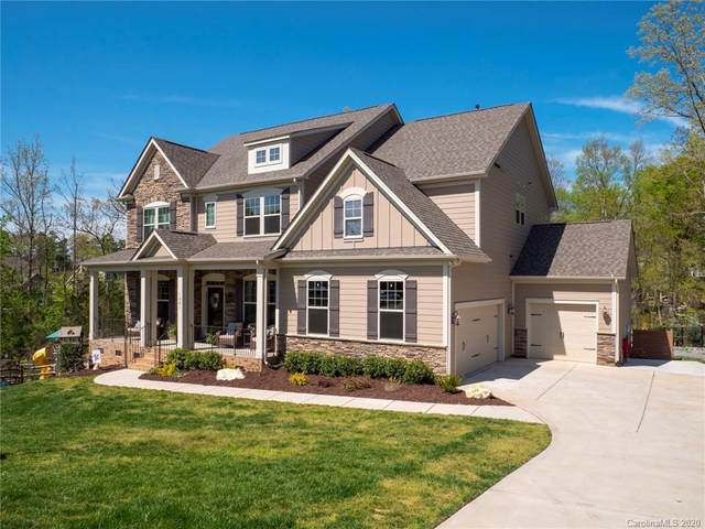 1001 Greenwich Park Drive, Indian Trail, NC 28079 (#3609008) :: Rinehart Realty