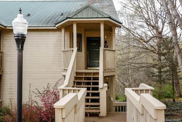 160 Whitney Boulevard #24, Lake Lure, NC 28746 (#3609020) :: Zanthia Hastings Team