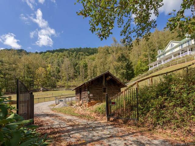 252 Martins Creek Road, Barnardsville, NC 28709 (#3609062) :: MartinGroup Properties