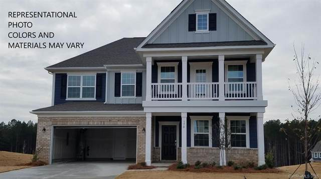214 Falls Cove Drive #8, Troutman, NC 28166 (#3609079) :: LePage Johnson Realty Group, LLC