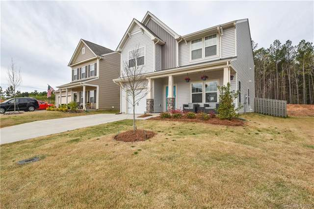 137 Hidden Lakes Road, Statesville, NC 28677 (#3609134) :: LePage Johnson Realty Group, LLC