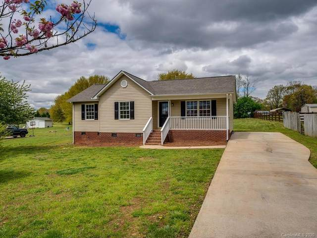 7292 Hallman Mill Road, Vale, NC 28168 (#3609142) :: BluAxis Realty