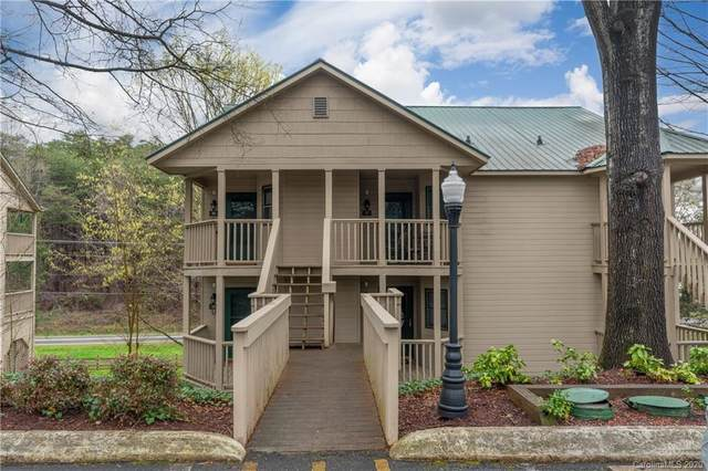 160 Whitney Boulevard #14, Lake Lure, NC 28746 (#3609149) :: Besecker Homes Team