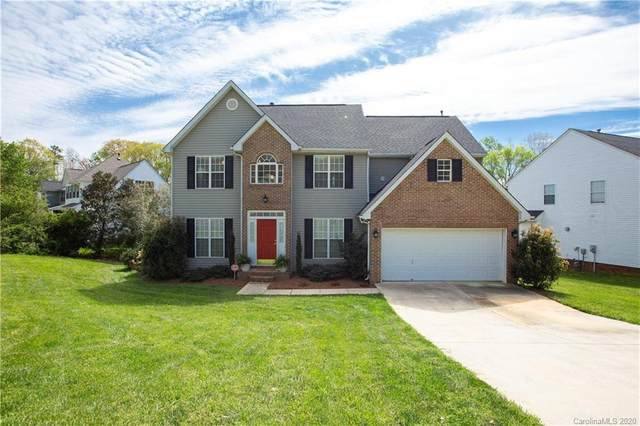 101 Summerwood Place, Waxhaw, NC 28173 (#3609160) :: MartinGroup Properties