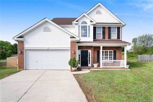 1703 Conifer Circle, Charlotte, NC 28213 (#3609185) :: Roby Realty