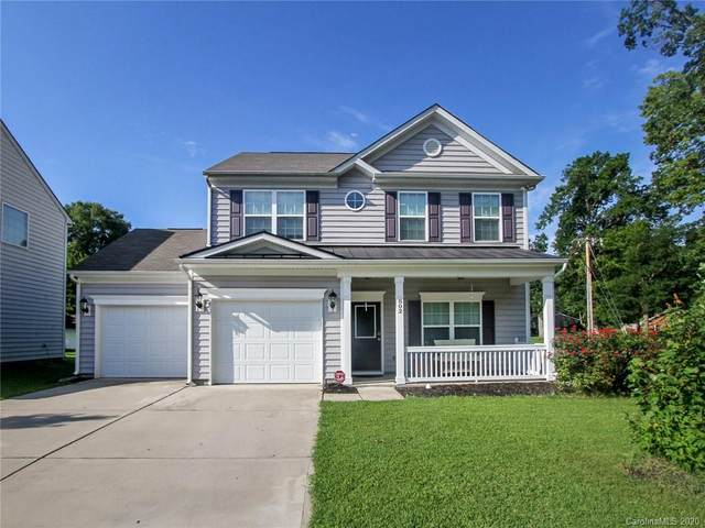 802 Traditions Park Drive, Pineville, NC 28134 (#3609209) :: Puma & Associates Realty Inc.