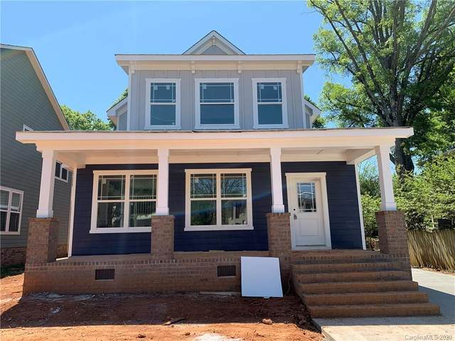 1008 Matheson Avenue, Charlotte, NC 28205 (#3609216) :: Stephen Cooley Real Estate Group