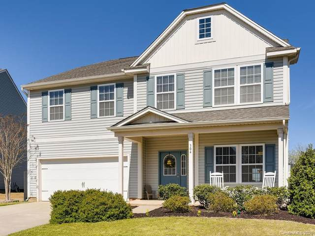 304 Fesperman Circle, Troutman, NC 28166 (#3609270) :: LePage Johnson Realty Group, LLC