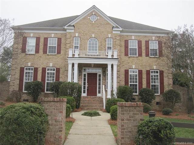 4307 Abernathy Place #25, Harrisburg, NC 28075 (#3609290) :: LePage Johnson Realty Group, LLC