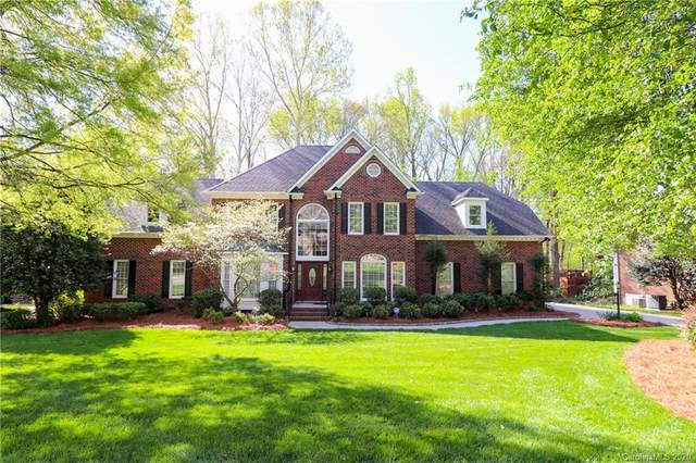 1029 Lyerly Ridge Road NW, Concord, NC 28027 (#3609330) :: Keller Williams South Park