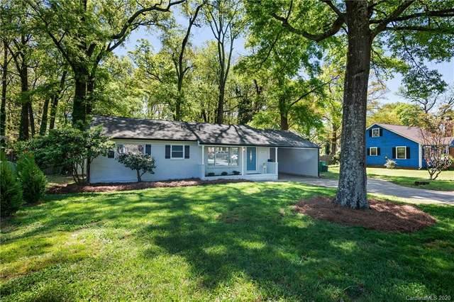 1031 Tennyson Drive, Charlotte, NC 28208 (#3609332) :: Team Honeycutt