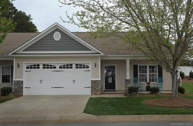 1629 Amberlight Circle, Salisbury, NC 28144 (#3609367) :: Miller Realty Group