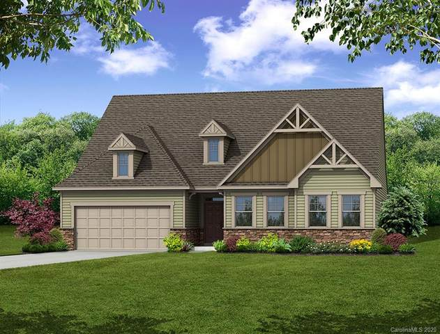 2020 Crooked Pine Place Lot 69, Indian Trail, NC 28079 (#3609425) :: Rinehart Realty