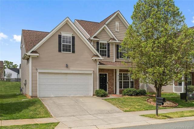 6107 Follow The Trail, Indian Trail, NC 28079 (#3609521) :: Rinehart Realty