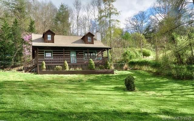 9 Broken Bow Ridge, Waynesville, NC 28785 (#3609545) :: Stephen Cooley Real Estate Group