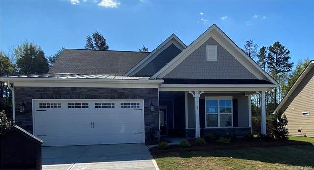 1109 Curling Creek Drive #8, Indian Trail, NC 28079 (#3609566) :: Rinehart Realty
