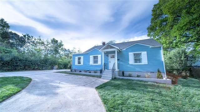 1162 Woodside, Charlotte, NC 28205 (#3609619) :: Keller Williams South Park