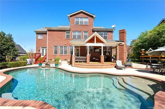 700 Castlestone Lane, Matthews, NC 28104 (#3609627) :: SearchCharlotte.com