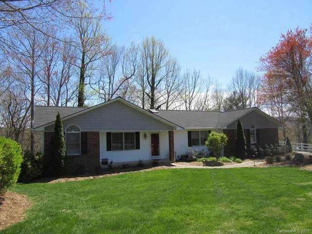 121 Eagle Rock Trail, Hendersonville, NC 28739 (#3609637) :: Rowena Patton's All-Star Powerhouse