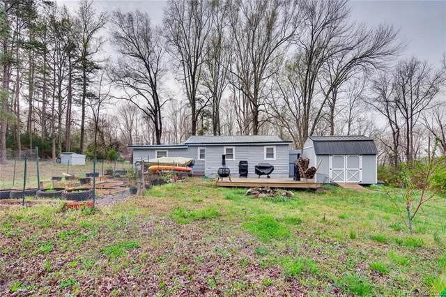 10101 Nc Hwy 73 Highway, Mount Pleasant, NC 28124 (#3609641) :: Team Honeycutt
