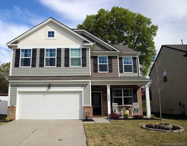 1355 Soothing Court NW, Concord, NC 28027 (#3609643) :: Rinehart Realty