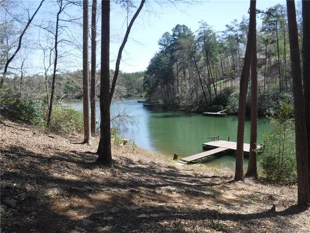 Lot 10 Lake Adger Parkway, Mill Spring, NC 28756 (#3609651) :: Miller Realty Group