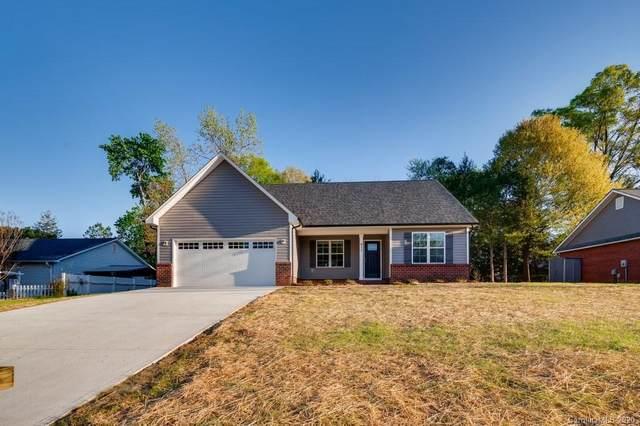611 Marigold Drive Lot 4, Kannapolis, NC 28083 (#3609653) :: Cloninger Properties