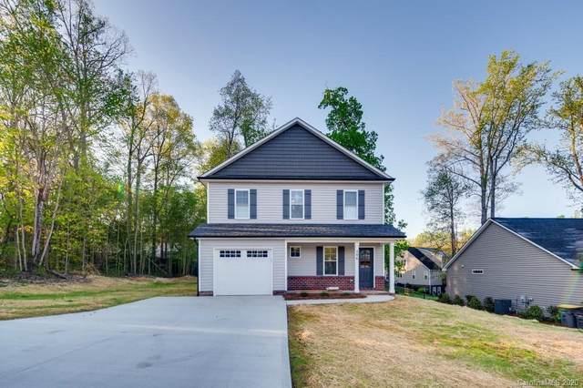 596 Marigold Drive Lot 17, Kannapolis, NC 28083 (#3609656) :: Cloninger Properties