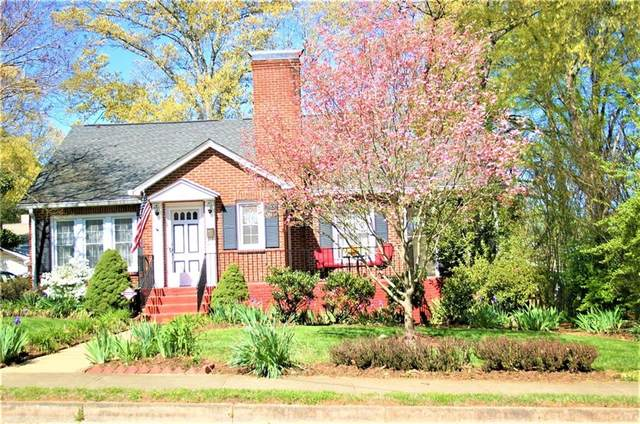600 S Main Avenue, Newton, NC 28658 (#3609677) :: Stephen Cooley Real Estate Group