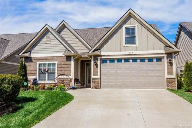 223 Windstone Drive, Fletcher, NC 28732 (#3609679) :: Rinehart Realty
