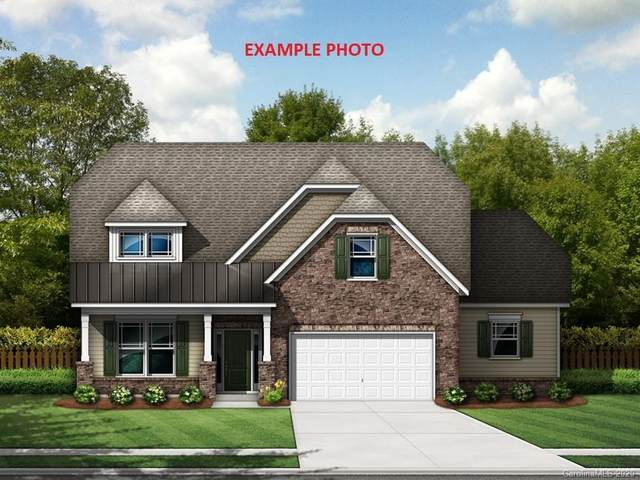 100 Butler Drive #1, Mooresville, NC 28115 (#3609686) :: Odell Realty