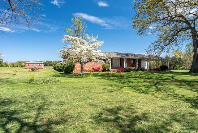 276 Old Airport Road, Statesville, NC 28677 (#3609735) :: Rinehart Realty