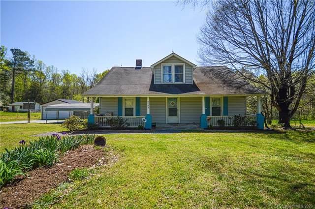 5155 Statesville Boulevard, Salisbury, NC 28147 (#3609764) :: Carolina Real Estate Experts