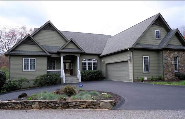 5 Split Creek Court, Mills River, NC 28759 (#3609782) :: BluAxis Realty