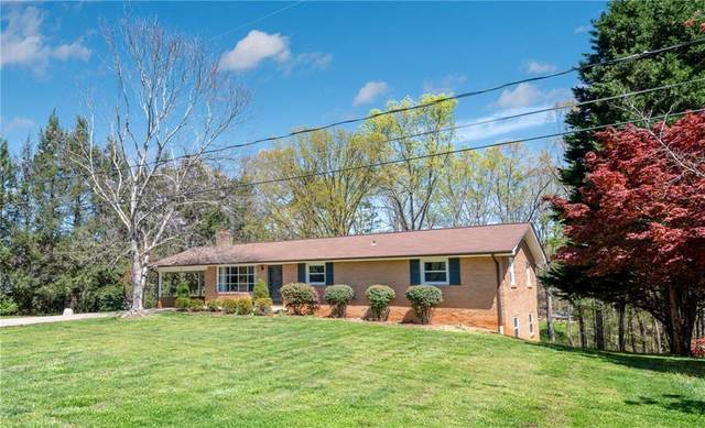 3444 38TH STREET Drive NE, Hickory, NC 28601 (#3609791) :: Miller Realty Group