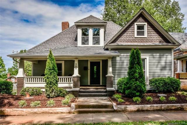 509 S Race Street, Statesville, NC 28677 (#3609819) :: Premier Realty NC