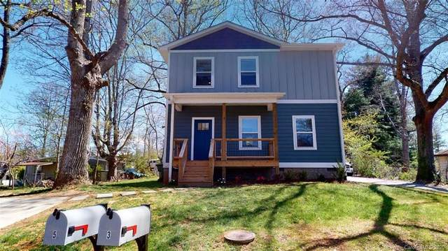 3 and 5 Narbeth Road, Asheville, NC 28806 (#3609850) :: Rinehart Realty