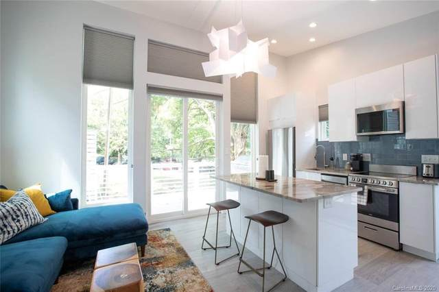 1117 Greenleaf Avenue Tiny House, Charlotte, NC 28202 (#3609865) :: Homes Charlotte