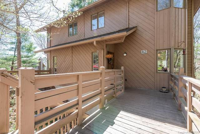 305 Piney Mountain Drive A2, Asheville, NC 28805 (#3609913) :: Rinehart Realty