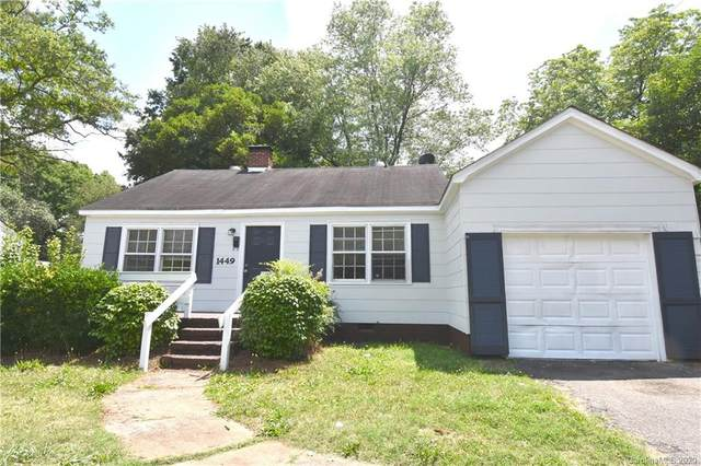 1449 Remount Road, Charlotte, NC 28208 (#3609930) :: High Performance Real Estate Advisors