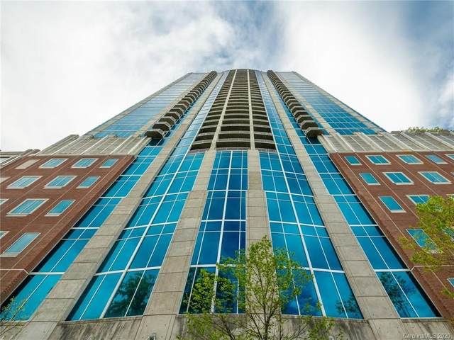 210 Church Street #2514, Charlotte, NC 28202 (#3609933) :: Miller Realty Group