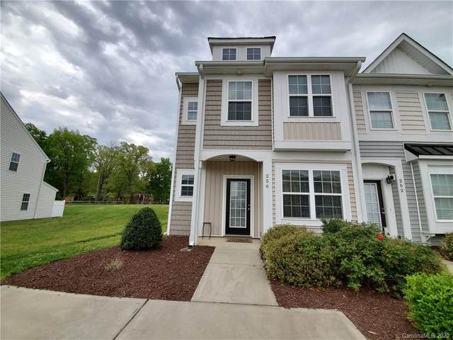 256 Halton Crossing Drive SW #21, Concord, NC 28027 (#3609963) :: Team Honeycutt