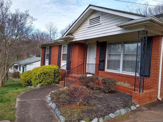 1321 Marble Street, Charlotte, NC 28208 (#3610040) :: Odell Realty