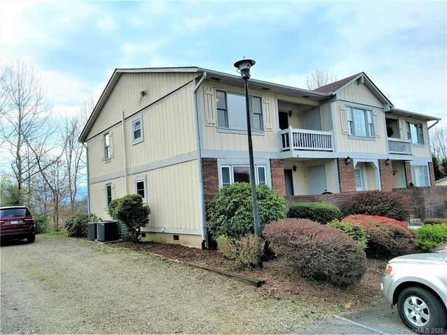 70 Nazarene Way #3, Waynesville, NC 28785 (#3610050) :: Puma & Associates Realty Inc.