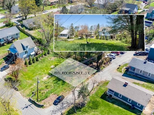 86 Bryant Street #7, Asheville, NC 28806 (#3610078) :: Rinehart Realty