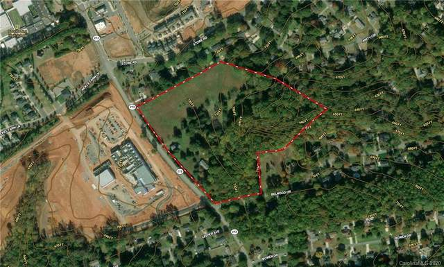 22.73 Acres South Point Road, Belmont, NC 28012 (#3610110) :: Rinehart Realty