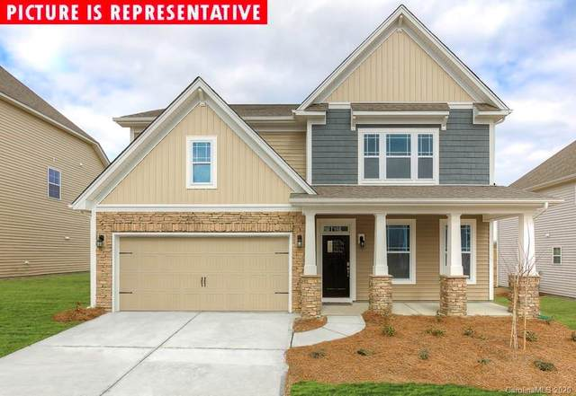 5965 Redwood Pine Road, Concord, NC 28027 (#3610152) :: Team Honeycutt
