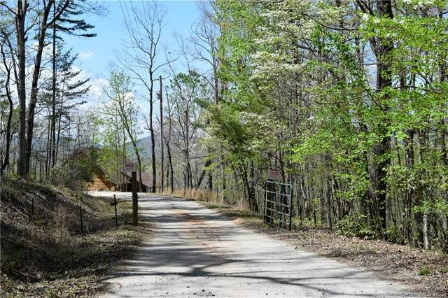 TBD Nors Way 1-2,4-7, Lake Lure, NC 28746 (#3610159) :: Exit Realty Vistas